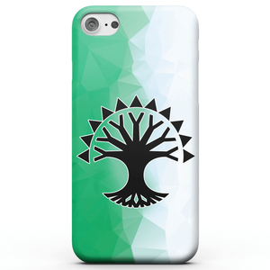 Magic The Gathering Selesnya Fractal Phone Case for iPhone and Android