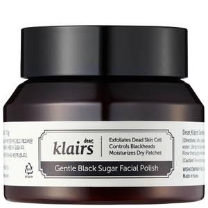 Dear, Klairs Gentle Black Sugar Facial Polish peeling do twarzy 110 g