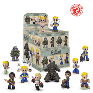 Fallout Mystery Minis x 1