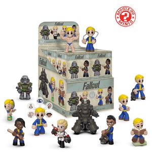 Figurine Mystery Mini Fallout
