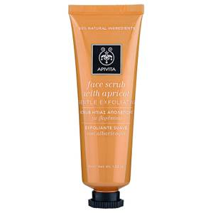 APIVITA Face Scrub for Gentle Exfoliation - Apricot 50 ml