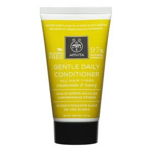 APIVITA Holistic Hair Care Mini Gentle Daily Conditioner for All Hair Types odżywka do włosów – German Chamomile & Honey 50 ml