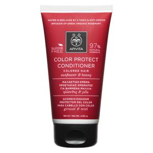 APIVITA Holistic Hair Care Color Protect Conditioner for Colored Hair - Sunflower & Honey 150 ml