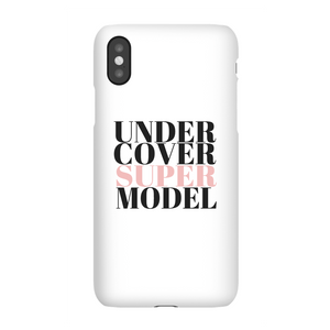 Be My Pretty Under Cover Super Model Phone Case for iPhone and Android