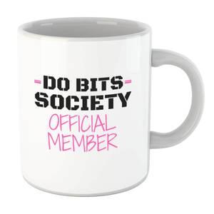 Big and Beautiful Do Bits Society Member Mug