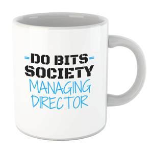 Big and Beautiful Do Bits Managing Director Mug