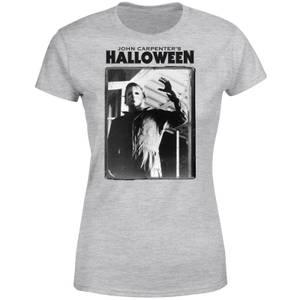 Halloween Framed Mike Myers Women's T-Shirt - Grey