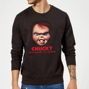 Chucky Friends Till The End Sweatshirt - Black