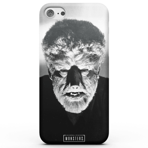 Universal Monsters The Wolfman Classic Phone Case for iPhone and Android
