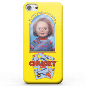 Chucky Good Guys Doll Phone Case for iPhone and Android