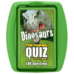 Top Trumps Quiz Game - Dinosaurs Edition