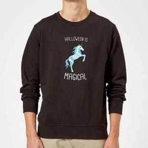 Unicorn Skeleton Sweatshirt - Black