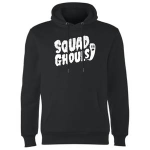 Squad Ghouls Hoodie - Black