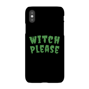 Witch Please Phone Case for iPhone and Android