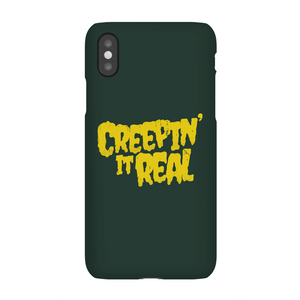 Creepin It Real Phone Case for iPhone and Android