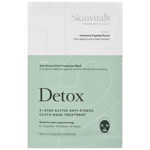 Skinvitals 2 Step Face Mask - Detox