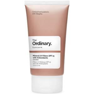 The Ordinary Mineral UV Filters SPF 15 med antioxidanter