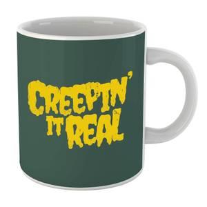 Creepin It Real Mug