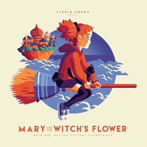Mondo - Mary and the Witch's Flower 2xLP