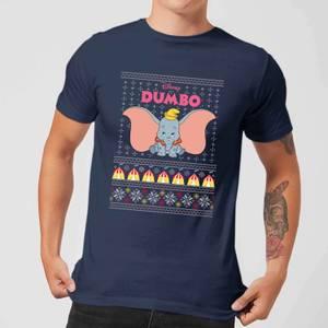 Pull de Noël Homme Classiques Disney Dumbo - Bleu Marine