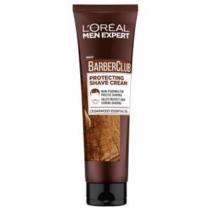 L'Oréal Men Expert Barber Club Protecting Precision Shave Cream 150ml