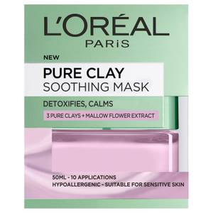 L'Oréal Paris Pure Clay Soothing Face Mask 50ml