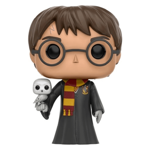 Harry Potter with Hedwig EXC Pop! Vinyl Figure