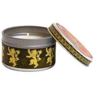 Game of Thrones (Large) Scented Tin Candle - Lannister