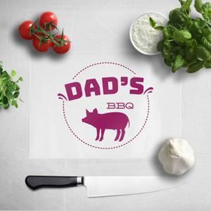 Dad's BBQ Chopping Board