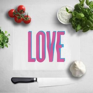 Love Chopping Board