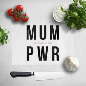 Mum Power Chopping Board