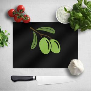 Olives You Loves Olive You Chopping Board