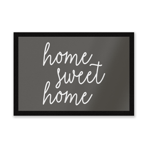 Home Sweet Home Entrance Mat