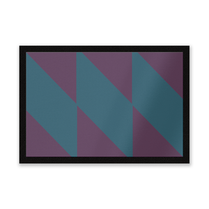 Geometric Entrance Mat