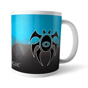 Taza Magic The Gathering GOR Fractal Dimir