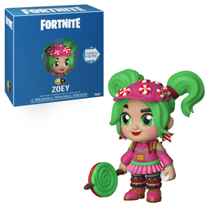 Funko 5 Star Vinyl Figure: Fortnite - Zoey