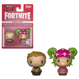 Funko Fortnite Pint Size Heroes Ranger and Zoey 2-Pack