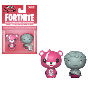 Lots de 2 Mini Figurine Pint Sized Heroes Funko - Cuddle Team Leader & Love Ranger