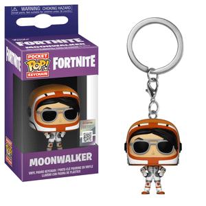 Fortnite Moonwalker Pop! Keychain