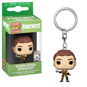 Fortnite Tower Recon Specialist Funko Pop! Keychain
