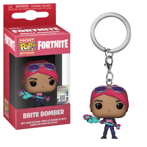 Pop! Keychain Bomber Fortnite