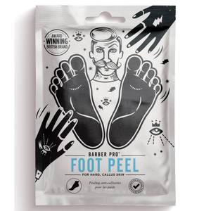 BARBER PRO Foot Peel Treatment (ett par)