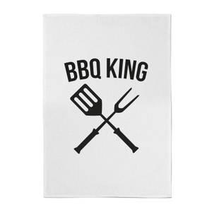 BBQ King Cotton Tea Towel