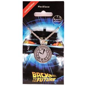 Back To The Future Limited Edition Necklace - Clock Tower