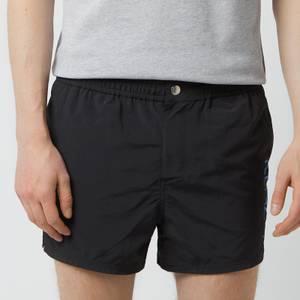 KENZO Men's Logo Swim Shorts - Black