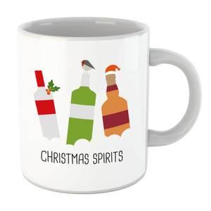 Christmas Spirits Mug