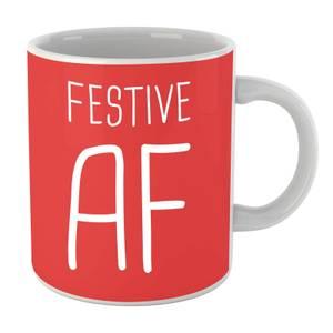 Festive AF Mug
