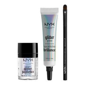 NYX Professional Makeup Glitter Eye Kit