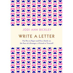 Write a Letter by Jodie Bickley (Paperback)