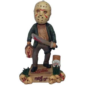 "FOCO Friday the 13th Jason Vorhees 8"" Bobblehead Figure"